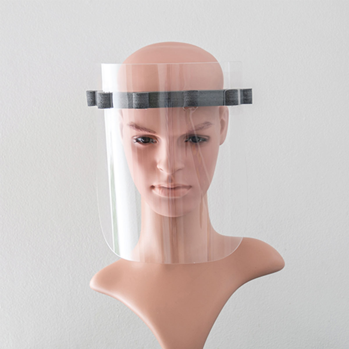 VForm Near-Fit Face Shield: Product Displayed: VF5N260F225