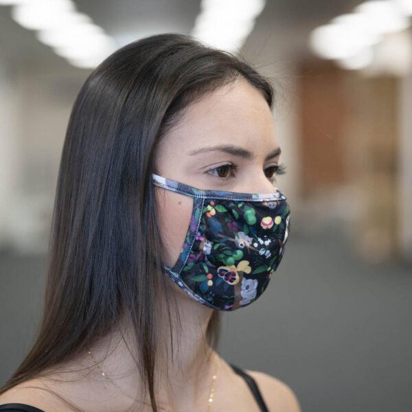 Face Mask - Australian Fauna