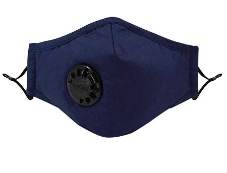 The Virus Shop - Blue Filtered Face Mask