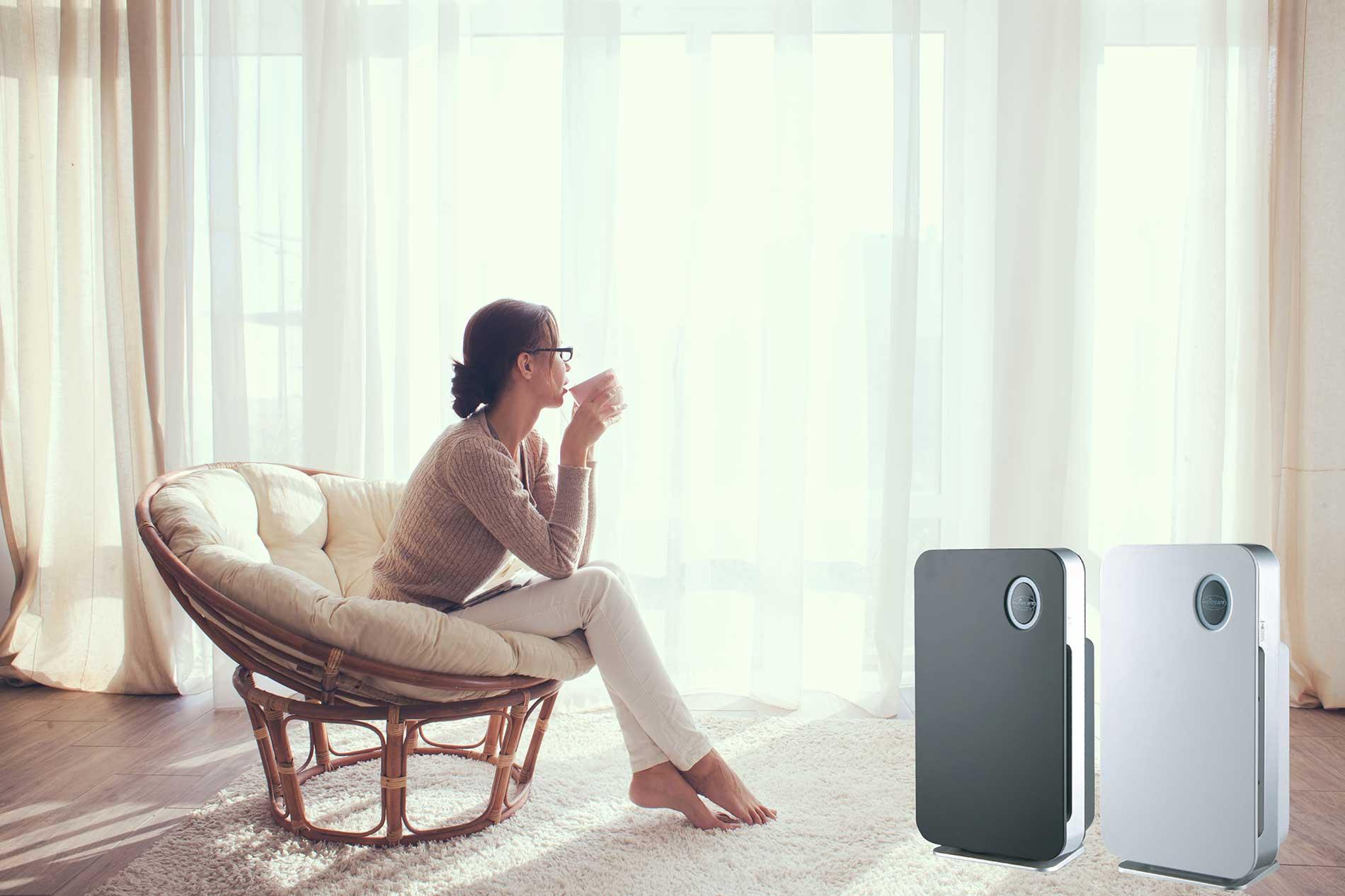 The Virus Shop - Power Air Purifier