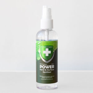 Power Hand and Surface Sanitiser