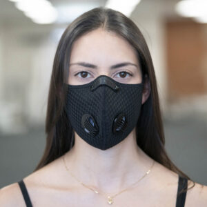 Face Mask Replaceable Filter - Black