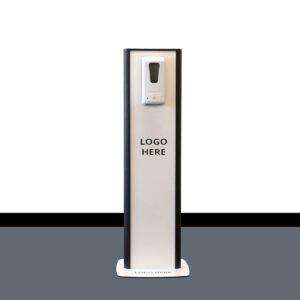 Branded Touch-Free Automatic Hand Dispenser & Stand