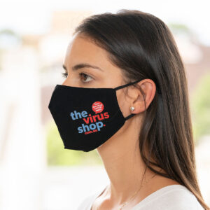 The Virus Shop - Branded Face Masks