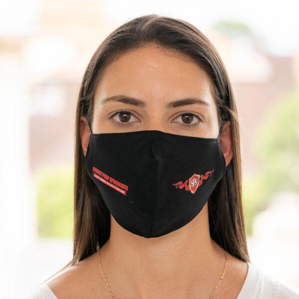 The Virus Shop - Branded Face Masks
