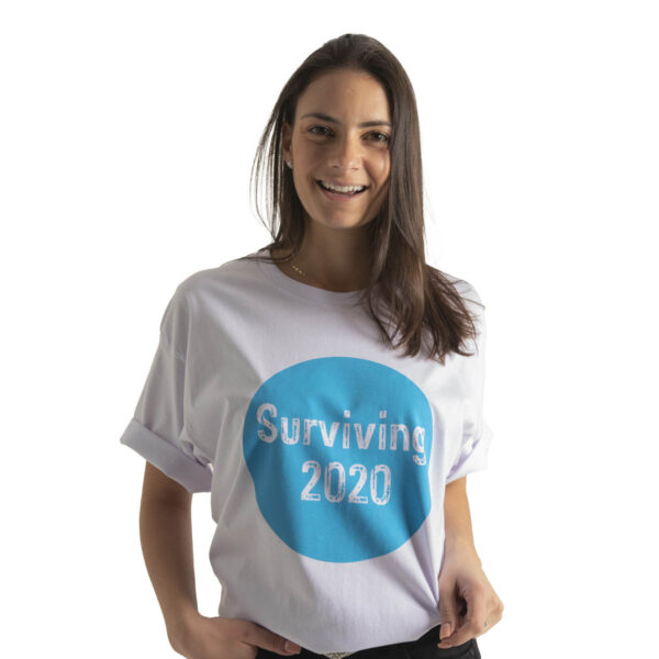 T-shirt - Surviving 2020