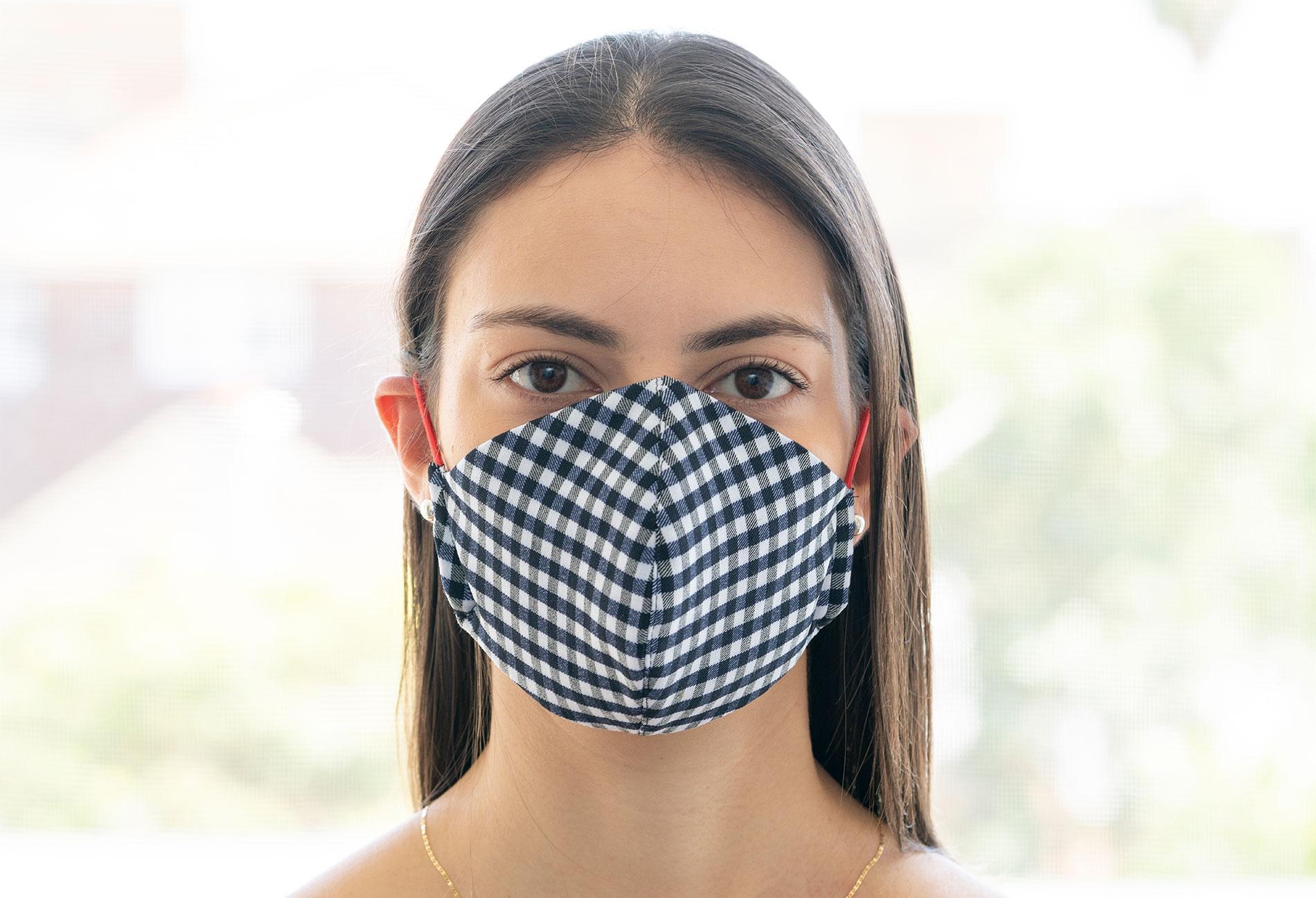 The Virus Shop - Hampton Face Mask